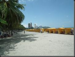 Santa Marta, Colmbia. Praia de Rodadero.