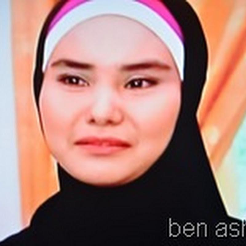 Fida Ibrahim dimalukan dalam BANG BANG BOOM ??