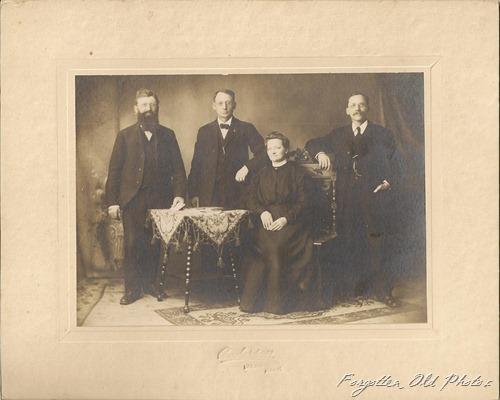 Group of siblings perhaps Brainerd Antiques