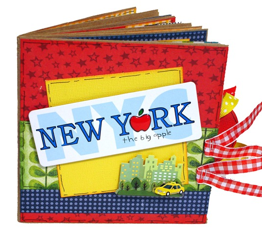 New York Scrapbook 1