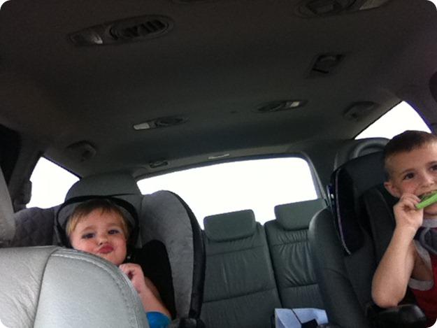 Driving to Abilene