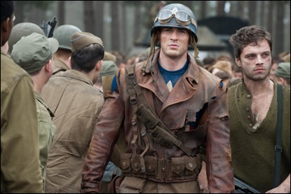 Captain America - The First Avenger - 1