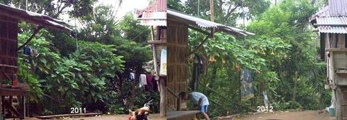 small village in Mt. Gulugod Baboy