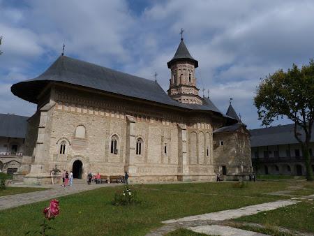 Obiective turistice Neamt: Manastirea Neamtului