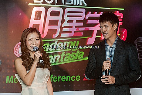 Sunsilk Academy Fantasia Mobile App Starhub KARAOKE FUNCTION viewers to Vote FOR CONTESTANTS highly interactive fully loaded photo media galleries, biographies finalists, NIKON CAMERAS,Channel TV 110 host Louis Wu Ophelia Su Bei Ru.