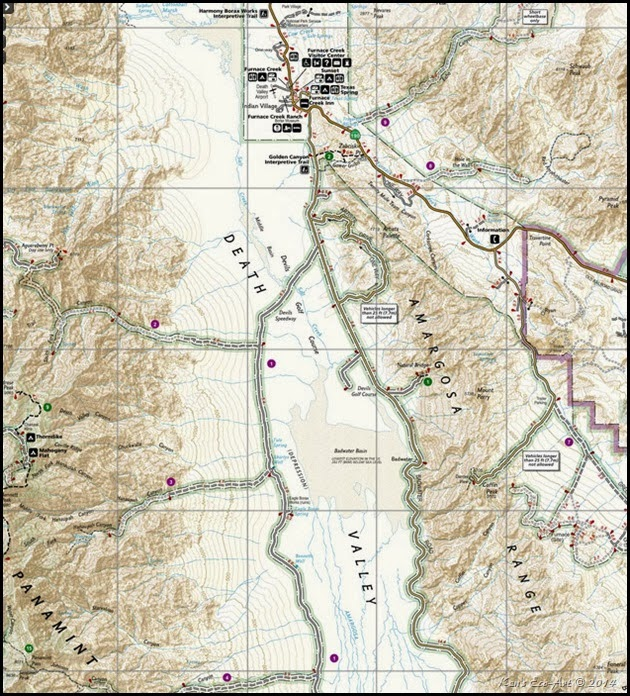 MAP-Death Valley National Park-3