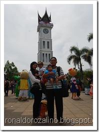 Jam Gadang di Bukit Tinggi Kota Wisata Keren dan Nyaman !!!