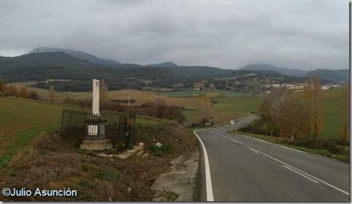 Monumento y campo de batalla de Abárzuza