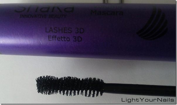 Shaka Volume Mascara Lashes 3D Effetto 3D