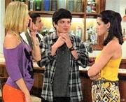Rebeldes_Becky e Cris contra Vicente