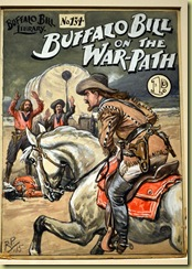 Buffalo Bill Book