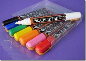 chalk pens