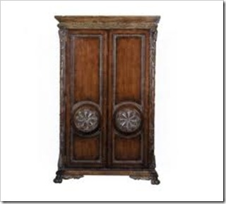 antique storage armoire