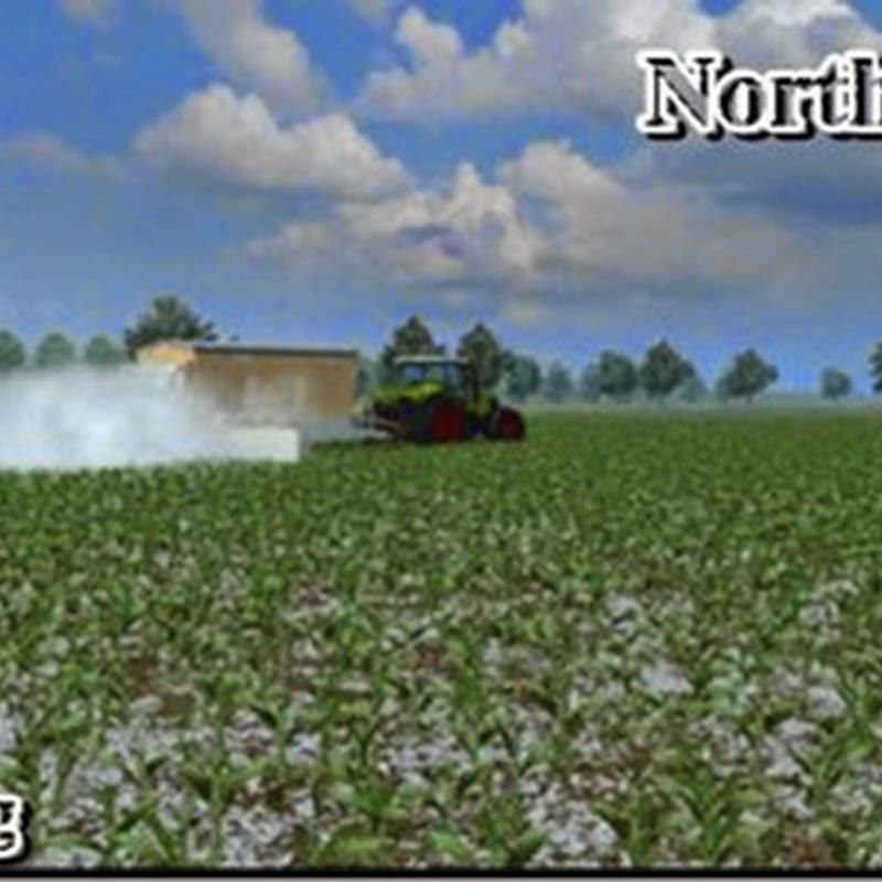 Farming simulator 2013 - North Brabant with lime v 2.5 Final MR