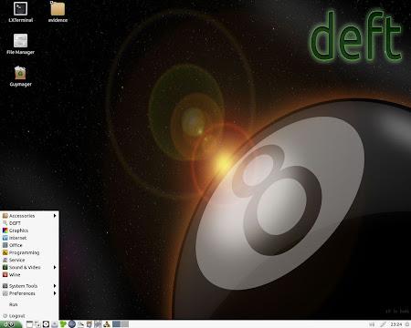 DEFT Linux 8.1