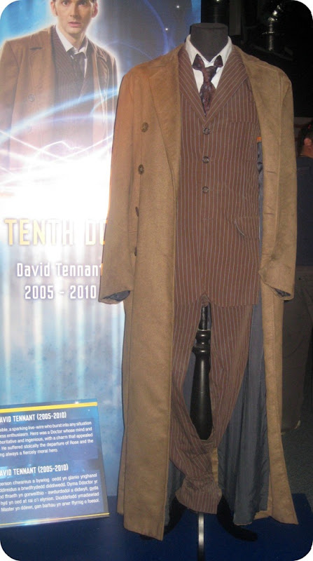 David Tenant costume
