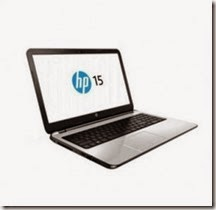 Green dust : Buy HP 15-R264TU Notebook (K8U07PA) at Rs. 22,988