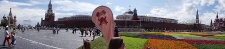 Foto cu Sony: Piata Rosie Moscova