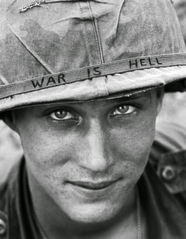 A guerra é o inferno