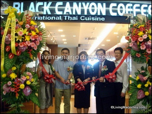 Black Canyon Coffee & International Thai Cuisine Now in the Philippines!