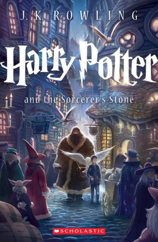 Harry Potter and the Sorcerer's Stone 15th Anniversary Paperback Cover by Kazu Kibuishi