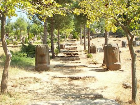 Obiective turistice Anatolia: intrare Yemesek