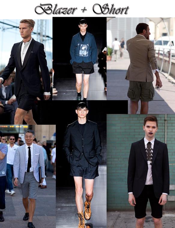 blazer short