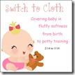 Switch to Cloth Huge Diaper Prize Pack Giveaway
