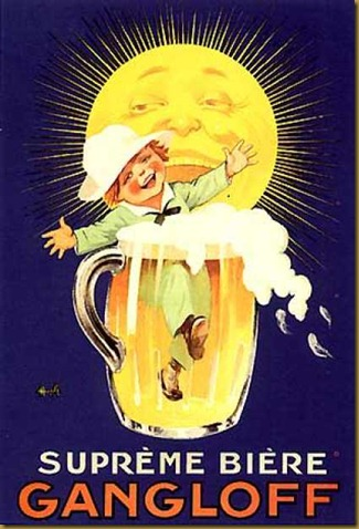 beer with child
