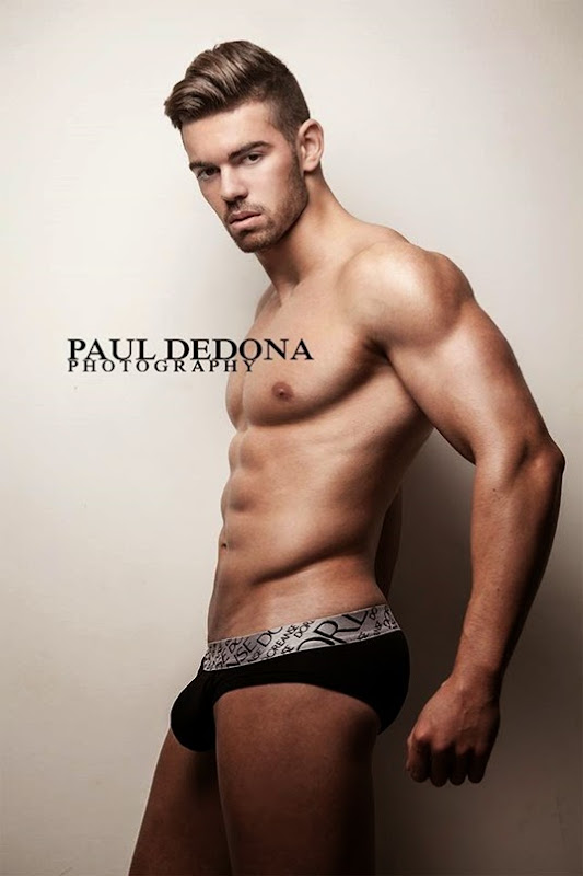 Cristian Romero by Paul Dedona Photography