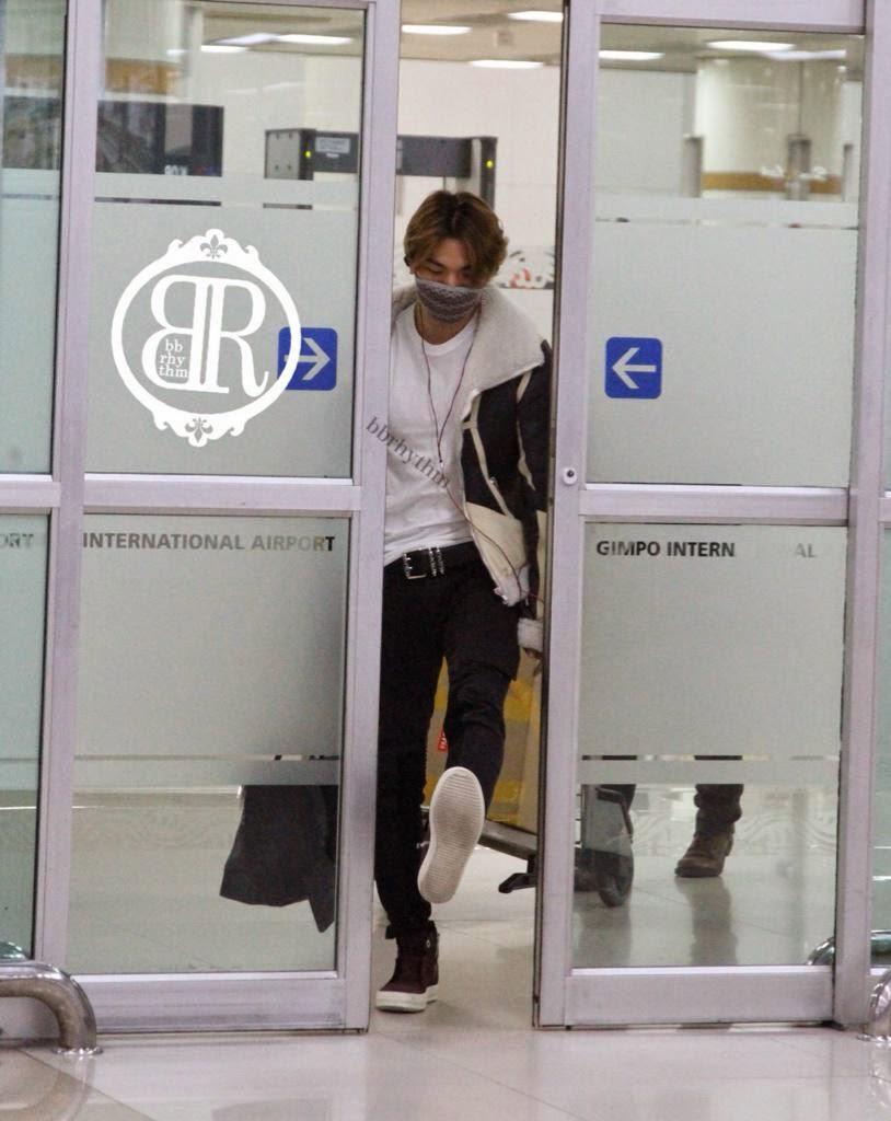 Dae Sung - Gimpo Airport - 28dec2014 - BB Rhythm - 01.jpg