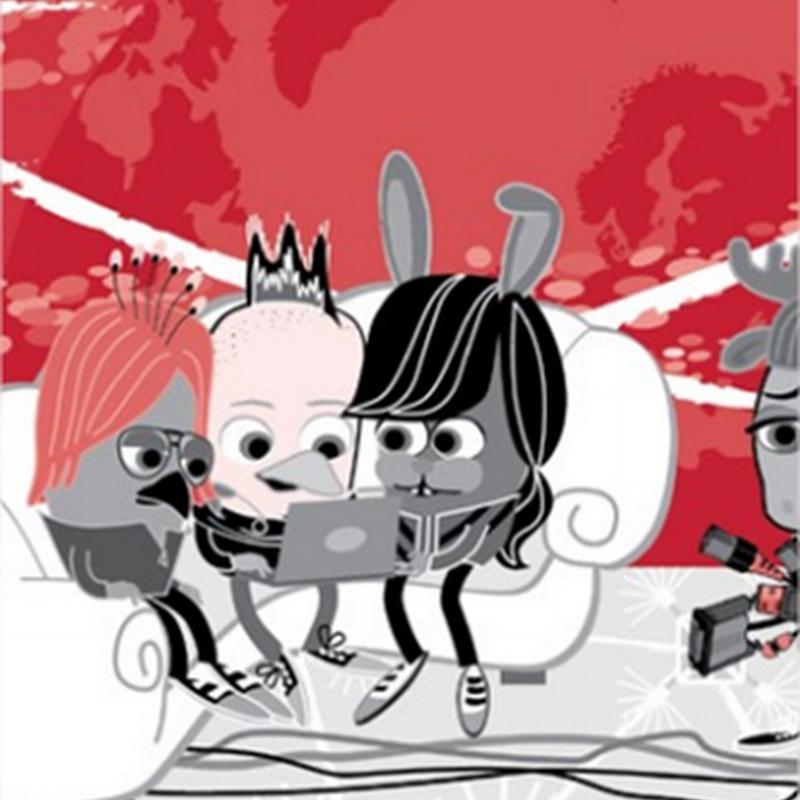 Libro para ayudar a los niños a entender cómo funciona internet