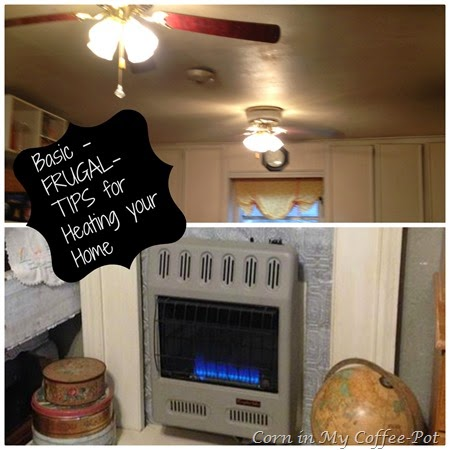 HEATING TIPS FRUGAL