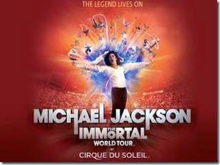 Cirque Du Soleil Michael jackson en Mexico DF boletos no agotados
