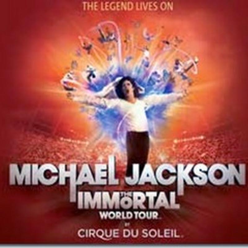 Cirque Du Soleil Michael Jackson en Mexico
