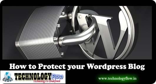 how to protect wordpress sites