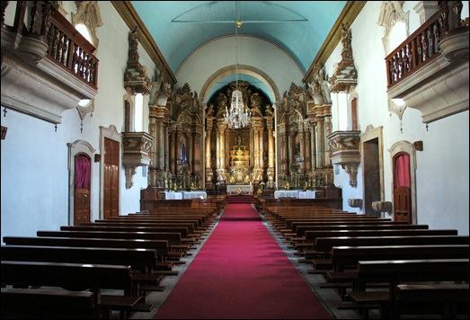 Gloria Ishizaka - Guarda - igreja da misericórdia - interior