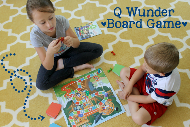 I love this board game that helps with your kid's emotional health PLUS it's lots of fun! ) #Qsracetothetop #pmedia #ad