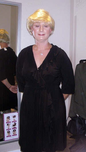 Paula in Toronto