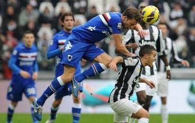 Hasil Pertandingan Juventus Vs Sampdoria, Liga Italia Minggu 6 Januari 2013