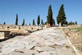 Calzada romana de Itálica