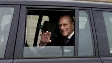 Britain Prince Philip_Carm