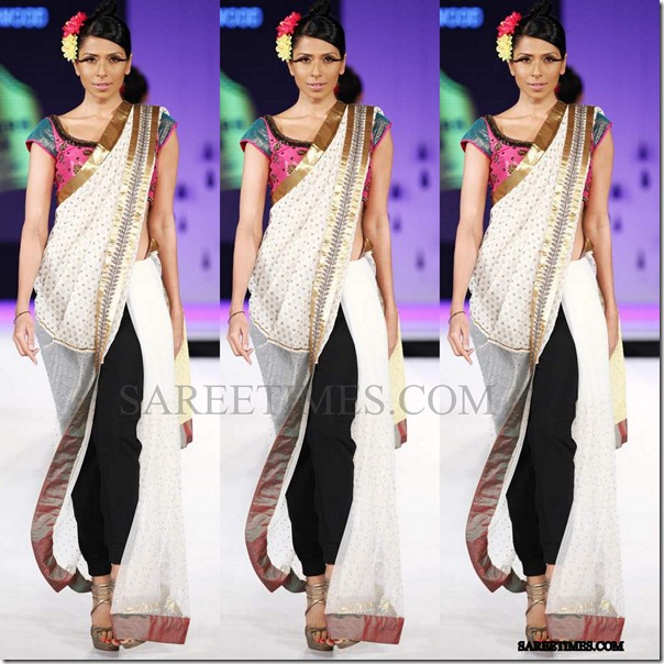 huda_mahmood blenders _white_saree