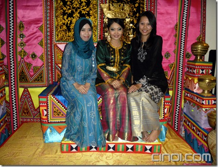 Bajau Wedding 1