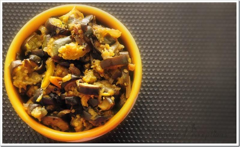 Eggplant Stir Fry 3