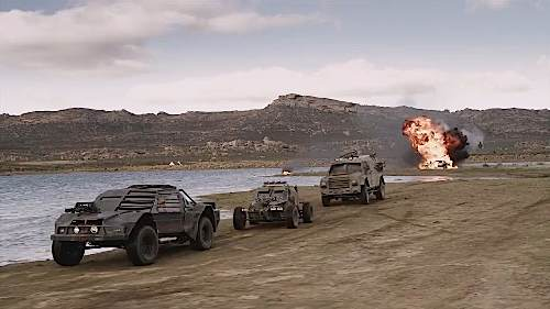 Death Race Inferno Explosive Action Action Movie