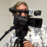 Jeff King behind the Maui TV News camera