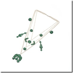 necklace-3strand-matyo-green