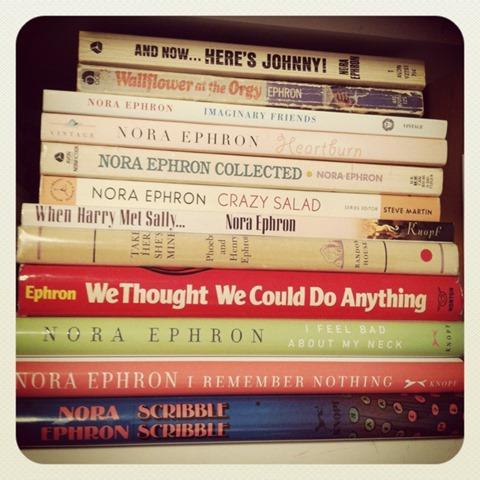 nora's books