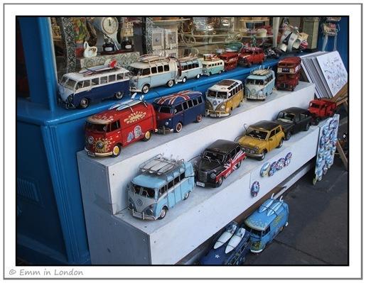 Volkswagen Minibuses Portobello Road